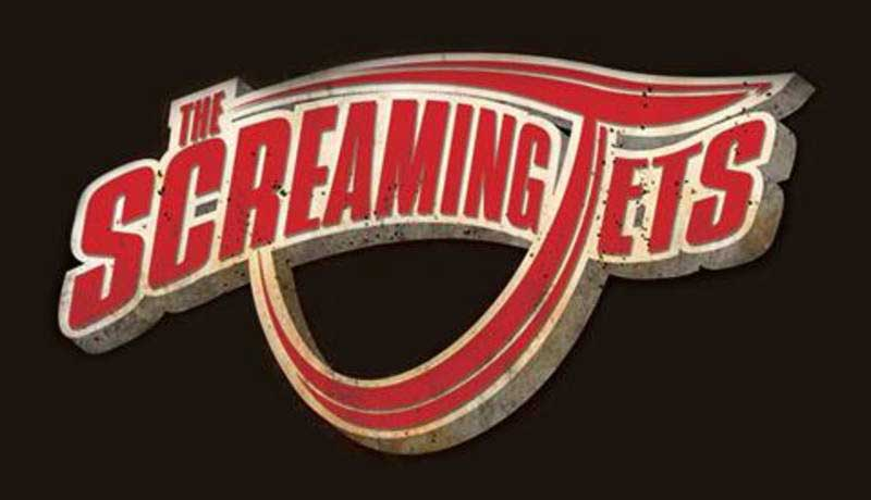 Screaming Jets Official Website